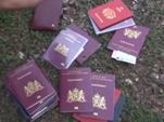 """Стрелков:пассажиры «Боинга-777» погибли задолго до… крушения. И крайне удивляет """"свеженький"""" вид паспортов!"""