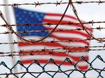 Tour of detention facilities on US Naval Base, Guantanamo Bay, Cuba