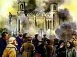 К очередной годовщине уничтожения большевиками Храма Христа Спасителя