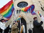 Почти  треть членов Синода Англиканской церкви – за присутствие в ней сексменьшинств