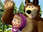Мультфильм «Маша и медведь» признан самым опасным для психики детей