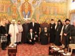 Новости апаостасии. В Грузинской патриархии отметили День толерантности. Скоро дойдут и до хеллоуина