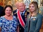 Лицемерие «высоких титулов» Наталья Поклонская вернула княгине Марии Владимировне врученную ей награду и отказалась от «дворянского титула»