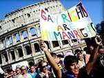 Первый результат Совместной декларации Папы и Патриарха: Сенат Италии поддержал легализацию однополых союзов