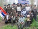 Сербские добровольцы в Севастополе, как хранители Православия