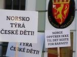 Открытое письмо Президента Чехии  Милоша Земана Королю Норвегии: верните украденных детей.