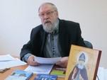 """Владимир Осипов: """"Слово  о  В.П. Филимонове""""."""