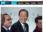 Лидер ООН провозгласил аборты и антисемью, как приоритеты. Несогласных могут ждать санкции.
