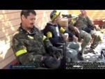 Запрещённое  видео-новости на Украине. Иловайский котёл и жертвоприношение.