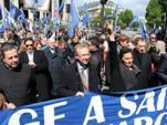 Марш в Париже в защиту детей от гейидеологии.В Италии законопроект в защиту традиц. семьи.