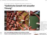 Гомоохота на детей: гомосексуалисты многократно изнасиловали 55 детей в детсаду в Германии.