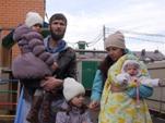 Краснодарские чиновники пытаются выселить 48 многодетных семей из их собственного дома! Подпишите петицию.