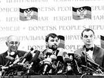 ДНР провозгласила суверенитет и обратилась с просьбой принять её в РФ. ЛНР заявила о независимости.