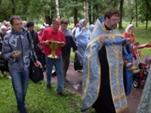 Болотный шабаш на Торфянке и заявление православных граждан Лосиноостровского района Москвы.