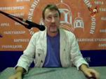"""Юрий Воробьевский """"Рассказ о святогорцах – наших современниках"""" (видео)"""